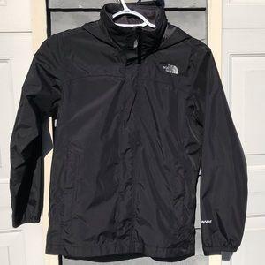 Black North Face jacket